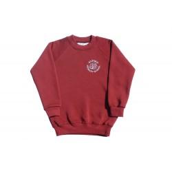 Pre-Loved Maroon Sweatshirts