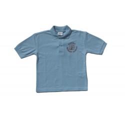 Blue Polo Shirts